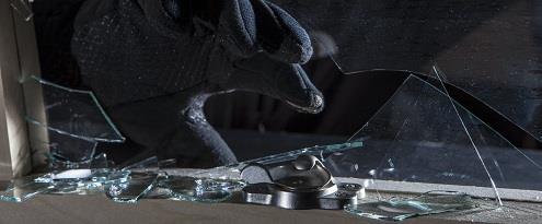 hand inbraak glas alarmsystemen